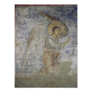 El arcángel Gabriel Póster