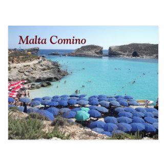 El archipiélago de Malta Tarjetas Postales