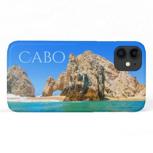 El Arco, Cabo San Lucas, Mexico iPhone 11 Case