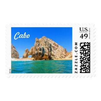 El Arco, Cabo San Lucas, Mexico Postage Stamp