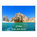 El Arco, Cabo San Lucas, Mexico Postcard