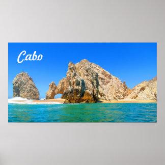El Arco,  Cabo San Lucas, Mexico  Poster