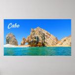 El Arco,  Cabo San Lucas, Mexico  Poster Print