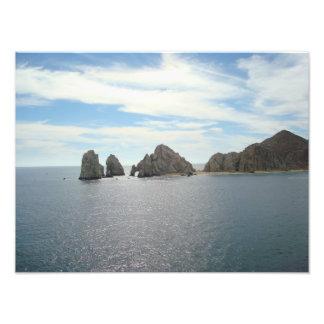 El Arco de Cabo San Lucas Photo Print