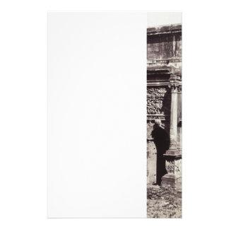 El arco de Septimius Severus Papeleria