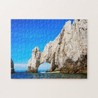 El arco famoso en Cabo San Lucas Puzzle