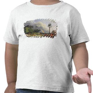 El arco iris, 1784 (aceite en lona) camiseta