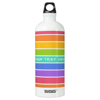El arco iris colorea personalizado