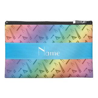 El arco iris conocido personalizado equipa el mode