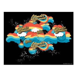 El arco iris de la Mujer Maravilla se nubla 1 Postales