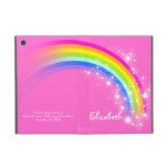 El arco iris embroma caso de los powis del ipad ro iPad mini cobertura