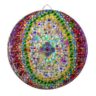 El arco iris Jewels el huevo de Pascua Tablero Dardos