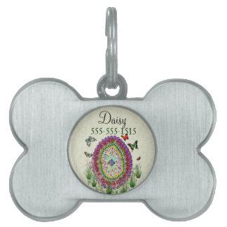 El arco iris Jewels el huevo de Pascua Placas Mascota