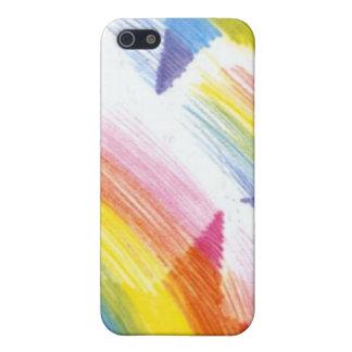 El arco iris protagoniza la caja de la mota iPhone 5 funda