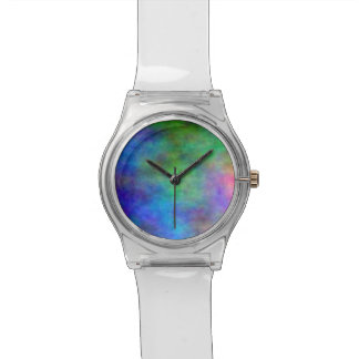 El arco iris se descoloró relojes