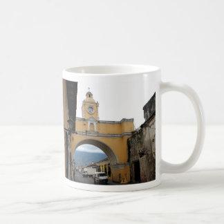 El Arco, La Antigua, Guatemala Classic White Coffee Mug
