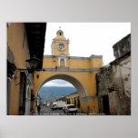 EL Arco, La Antigua, Guatemala Impresiones
