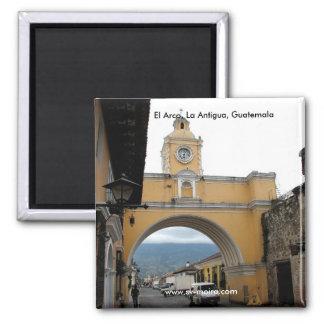 El Arco, La Antigua, Guatemala Magnet
