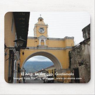 El Arco, La Antigua, Guatemala Mouse Pad