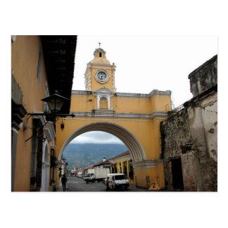El Arco, La Antigua, Guatemala Postcard