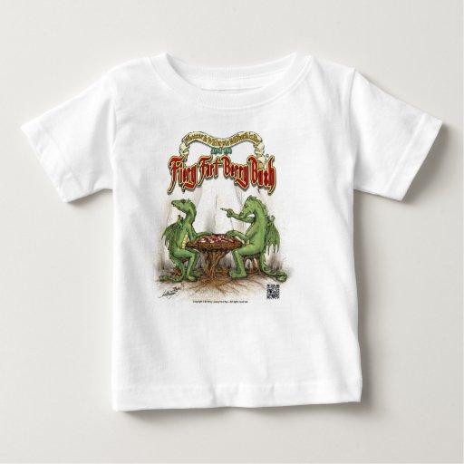 El ardientes originales Fart camiseta de la baya Playeras