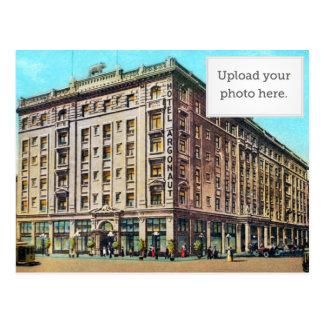 El argonauta del hotel postal