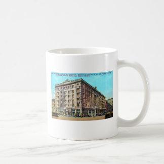 El argonauta del hotel taza de café