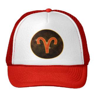 El aries protagoniza el gorra