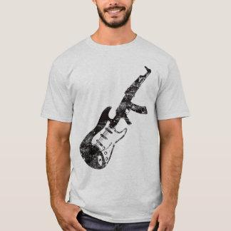 El arma de Gibson (ningún texto) Playera