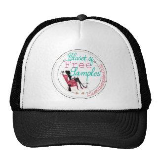 El armario 2014 muestrea el logotipo gorras de camionero