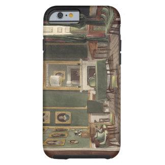 El armario verde, casa de Buckingham, 'del Hist Funda De iPhone 6 Tough