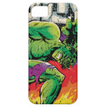 El armatoste lucha el Inhumans cómico iPhone 5 Case-Mate Cárcasa