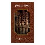 El arqueólogo - cerámica - empuje de hoy era asomb tarjeta personal