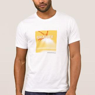 El arquetipo del aventurero camisetas