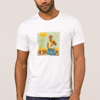 El arquetipo del cuidador camisetas