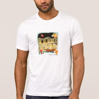 El arquetipo del narrador camisetas