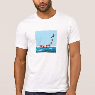 El arquetipo del salvador camisetas