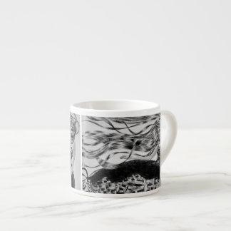 El arrancar tazitas espresso