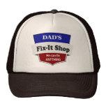 El arreglo del papá él tienda - Sr. práctico Fix I Gorros