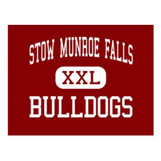 El arrumage Munroe cae - los dogos - arriba - Tarjetas Postales