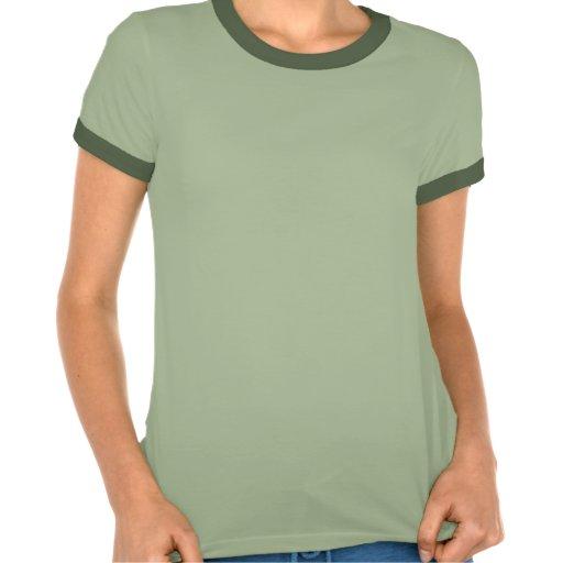El art déco chic_green camisetas
