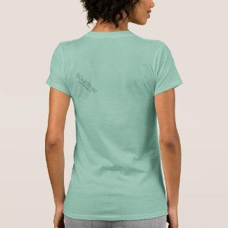 El arte abstracto grande de las mujeres de la camiseta