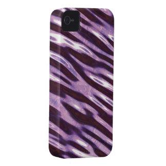 El arte abstracto raya Blackberry 9700/9780 Case-Mate iPhone 4 Protectores