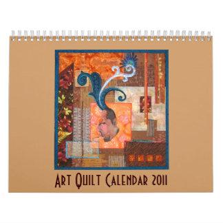 El arte acolcha 2011 calendarios