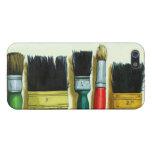 El arte cepilla la pintura original creativa de la iPhone 5 protectores