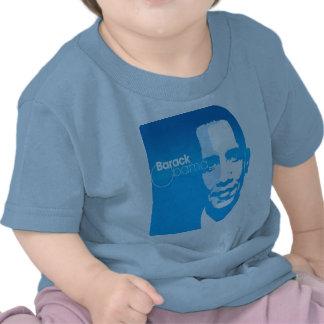 El arte de encargo fresco de Barack Obama remezcla Camiseta