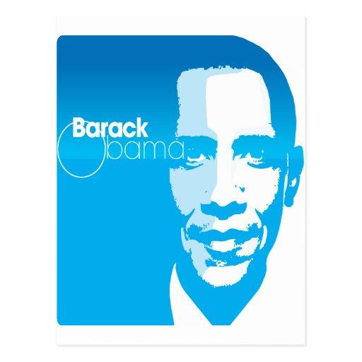 El arte de encargo fresco de Barack Obama remezcla Tarjeta Postal