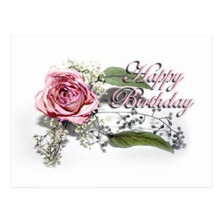 El arte de envejecer agraciado - cumpleaños de la
