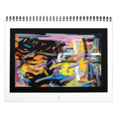El arte de Johnny E.SJ. Otilano Calendarios