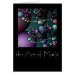 El arte de la matemáticas felicitación